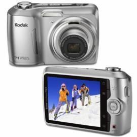 Bedienungsanleitung für KODAK EasyShare C183-Digitalkamera-Silber