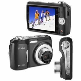 Datasheet KODAK EasyShare C183 Digitalkamera Schwarz