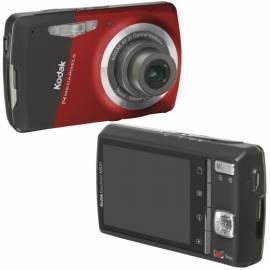 Digitalkamera KODAK EasyShare M531 rot