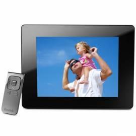 Bedienungsanleitung für Elektronischer Bilderrahmen KODAK EasyShare P750 schwarz