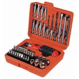 Benutzerhandbuch für Sada Werkzeuge BLACK-DECKER A6984