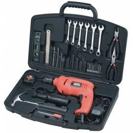 Bedienungshandbuch Drill manuelle BLACK DECKER KR600KIT