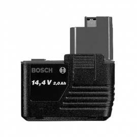 Handbuch für Akku für Bosch 14, 4V/1, 5Ah