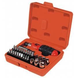 Werkzeug set BLACK-DECKER A6983 29 Teile Gebrauchsanweisung