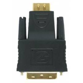 Zubehör für EMGETON Senkung-DVI/HDMI mit FULL HD 1080p-GURU2 schwarz Bedienungsanleitung