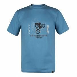 Bedienungsanleitung für HUSKY Abenteuer Shirt Gr. M blau
