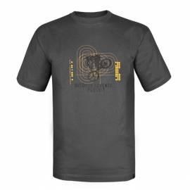 T-Shirt HUSKY Abenteuer M grau Gebrauchsanweisung
