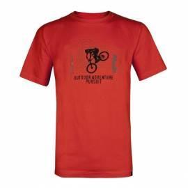 HUSKY Abenteuer-Shirt mit orange Bedienungsanleitung