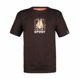 Bedienungsanleitung für T-Shirt HUSKY Main mit Brown