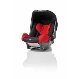 Auto-Kindersitz Ru00c3 MER Trendlinie BABY-SAFE+ SHR Olivia Bedienungsanleitung