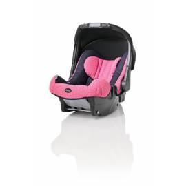 Benutzerhandbuch für Auto-Kindersitz Römer Trendlinie BABY-SAFE+ SHR Bella