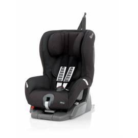 Benutzerhandbuch für Auto-Kindersitz Römer SAFEFIX TT Trend Line + Jet