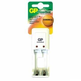 Ladegerät GP PowerBank GPCRPB330H weiß - Anleitung
