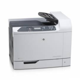 Benutzerhandbuch für Drucker HP Color LaserJet CP6015n (Q3931A #B19)