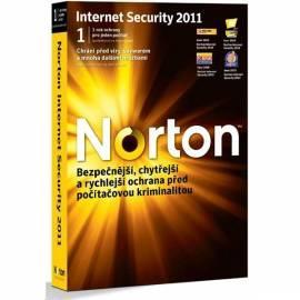 Handbuch für Software SYMANTEC Internet Security 2011 CZ (21070579)