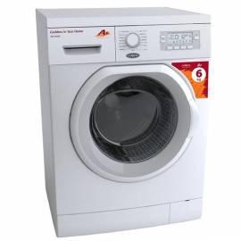 Bedienungshandbuch Automatische Waschmaschine Göttin WFC1046D8 weiß