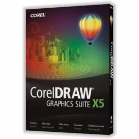Software COREL Graphics Suite X 5 CZE (CDGSX5CZPLHBB) - Anleitung
