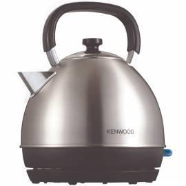 Elektrischer Wasserkocher KENWOOD SKM 110 Silber Gebrauchsanweisung