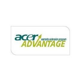 ACER Garantie 3 Jahre vor Ort, für PC-Veriton1000/2XX/4XX (SV.WPCAF.EE8) Bedienungsanleitung