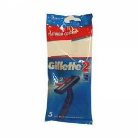 GILLETTE Rasierer 2 5 Stück Bedienungsanleitung