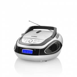 Datasheet HYUNDAI TRC512AU3 CD Radio Kassette mit schwarz/silber