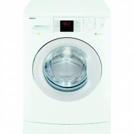 Service Manual Waschmaschine BEKO WMB 81045 LA
