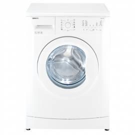 Bedienungsanleitung für Waschmaschine BEKO WMB 51021 CS PT weiss