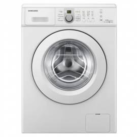 Waschmaschine SAMSUNG WF0602NCW weiß Gebrauchsanweisung