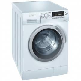 Bedienungshandbuch Die Waschmaschine SIEMENS WS 10M360BY weiß