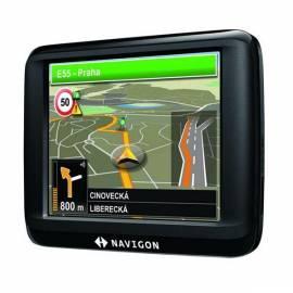 Benutzerhandbuch für Navigationssystem GPS NAVIGON 20 weitere EU