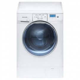 Automatische Waschmaschine BRANDT WFK2448E - Anleitung