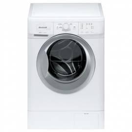 Benutzerhandbuch für Automatische Waschmaschine BRANDT WFK1018E