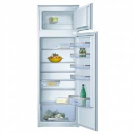 Service Manual Kombination Kühlschränke mit ***-Gefrierfach BOSCH antibakterielle KID 28A21