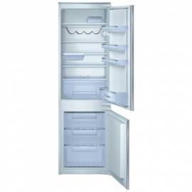 Kombination Kühlschrank mit Gefrierfach BOSCH KIV 34 X 20 Bedienungsanleitung