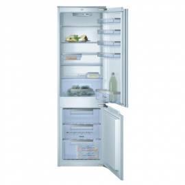 Handbuch für Kombination Kühlschrank mit Gefrierfach BOSCH antibakterielle KIV 34A51