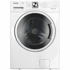 Bedienungshandbuch BAUKNECHT BWM1409W Waschmaschine weiß