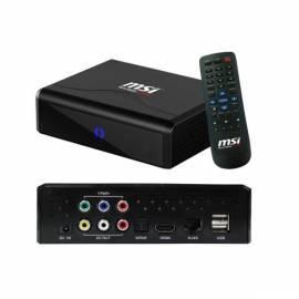 multimedial centrum MSI Movie Station HD1000 Gebrauchsanweisung