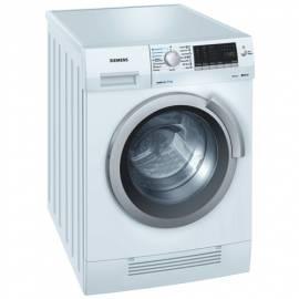 bedienungsanleitung f r automatische waschmaschine trockner siemens deutsche bedienungsanleitung. Black Bedroom Furniture Sets. Home Design Ideas