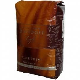 Bedienungshandbuch TCHIBO Kaffeebohnen Davitoff Kaffee Creme ganze Bohnen 500 g