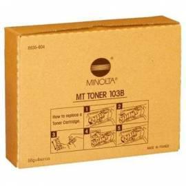 Toner KONICA MINOLTA EP1030 103 b/1031 (F) (F) (8935804) schwarz - Anleitung