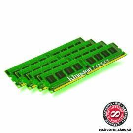 Bedienungsanleitung für Speichermodul KINGSTON 1GB 1066MHz (KTL-TCM58 / 1G)