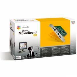 Handbuch für Videoschnitt PINNACLE MovieBoard 14 HD (8230-10027-51)