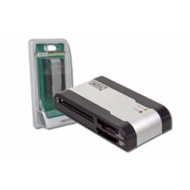 Datasheet DIGITUS Digitus card reader + 3-port (DA-70312)