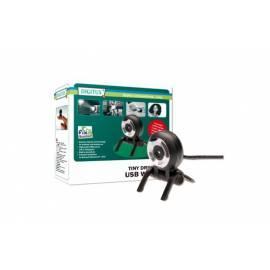 Bedienungsanleitung für 1 DIGITUS Webcam, 3Mp (ja-70816)