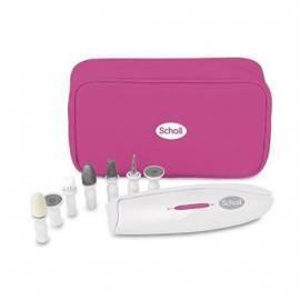 Benutzerhandbuch für Portable Maniküre set DR1335-Rosa