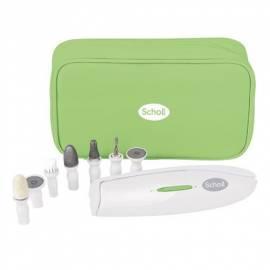 Portable Maniküre set DR1335-grün