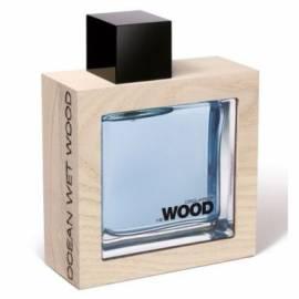 Bedienungshandbuch Er Holz-Eau de Toilette DSQUARED2 Ocean Wet Wood 100ml