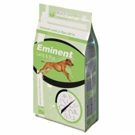Benutzerhandbuch für Granulat EMINENT Lamm &  Reis 3kg