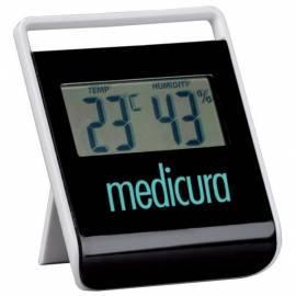 Thermometer ARDES M812 schwarz/weiss - Anleitung
