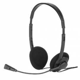 Datasheet Ein Headset HAMA CS-188 (29188)-schwarz